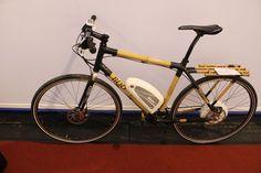 eBike w/ bamboo-frame - Boo Bicycles