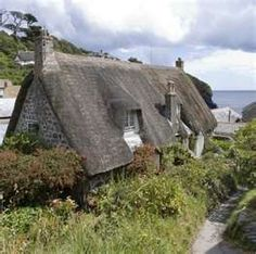 Cornwall, England We love the potential for stories in our homeland!