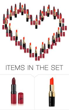 """""""For the love of red."""" by robert-mortensen ❤ liked on Polyvore featuring art"""