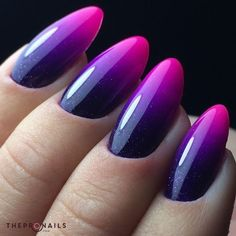 How glossy are they? :o #glossy #nails #lady #manicure #colorful