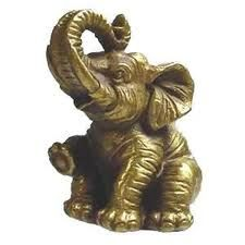 The Elephant is considered a strong symbol of luck - keep a lucky elephant at the door to your house to protect from bad luck and to stimulate good luck for all who live there.