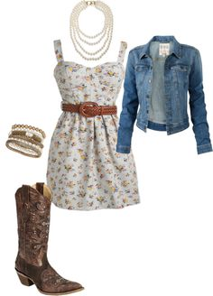 """Untitled #17"" by redneckredhead on Polyvore"