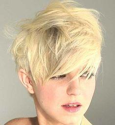Short Blonde Hair Cuts 2013-2