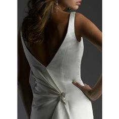 / 3 for Beautiful Bride, Backless, Dresses, Fashion, Vestidos, Moda, Fashion Styles, Dress, Fashion Illustrations