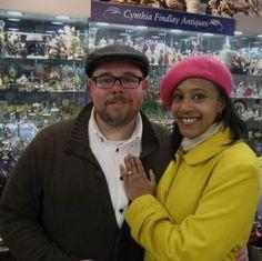 Congratulations Paul and Bianca!