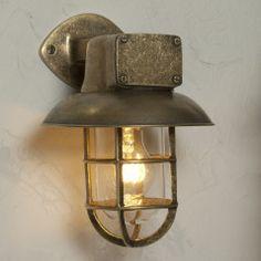 Bulkhead outdoor light in antiqued brass lights pinterest bulkhead outdoor light in antiqued brass lights pinterest antique brass lights and cabin lighting aloadofball Images