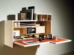 Wall Mounted Folding Desk Plans All Home Ideas And Decor Build inside sizing 1024 X 1024 Wall Mounted Computer Desk Plans - You just attach the back plate Wall Mounted Computer Desk, Wall Desk, Desk Chair, Fold Out Desk, Folding Desk, Fold Away Desk, Murphy Desk, Plywood Desk, Desk Plans