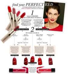 How to find the perfect red lip!