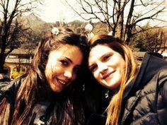 L'amicizia oltre le distanze e le differenze, capirsi, ascoltarsi e volersi sempre bene.:D