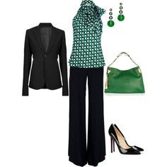 Business Casual w/out jacket...jacket makes it business...love it easy transition for after work hours.