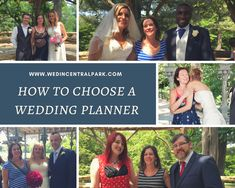 There are lots of wedding planners out there, here's my advice on how to find the one who will suit you. This is mainly focusing on Central Park and New York but I think this advice would be helpful for anyone searching for the right wedding planner. Wedding Costs, Wedding Advice, Wedding Planning Tips, Plan Your Wedding, Wedding Venues, Perfect Wedding, Dream Wedding, Wedding Day, Wedding Photos