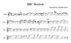 Sherlock theme song sheet music for violin pics | ... sherlock sherlock violin sheet music sherlock holmes sherlock theme
