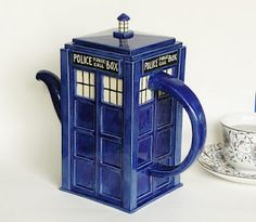TEA WITH THE DOCTOR...