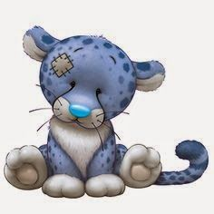 Carte Blanche - My Blue Nose Friends - Dash the Cheetah This is just an idea the link is gone Tatty Teddy, Teddy Bear, Cute Images, Cute Pictures, Animal Drawings, Cute Drawings, Calin Gif, Baby Animals, Cute Animals