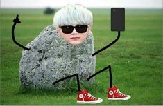Ebben a storyban nagyrèszt BTS tagok veszèlye fenyeget de nèha bepofá… K Pop, Shop Bts, Min Yoonji, Bts Meme Faces, Funny Faces, Bts Face, Bts Girl, Bts Memes Hilarious, Bts Reactions
