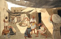 """In """"Buy Low, Sell High: The Marketplace at Ashkelon"""" in the January/February 2014 issue of BAR, Daniel Master and Lawrence Stager examine what was traded and by whom in Philistine Ashkelon."""