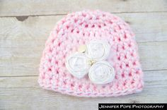 Vintage Beanie From Suzy's Craft Shoppe on ETSY