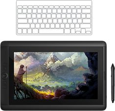 Cintiq 13 HD Touch Graphic Pen Tablet for Drawing Art Tablet, Drawing Tablet, Wacom Pen, Web Design, Graphic Design, Matte Painting, My Drawings, Display, Creative