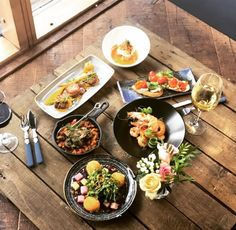 An array of amazing options from our new Tapas menu!!! #smallplates #largeplates #dinner #swords #dunlaoghaire #santry #evening #treatyourself #weekend #meal