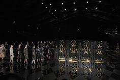 Le défilé Louis Vuitton automne-hiver 2011-2012