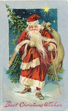 C1910 Santa Claus