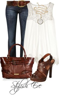 """amal"" by stylisheve 鉂?liked on Polyvore"