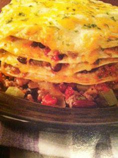 Easy crockpot recipes: Enchilada Crockpot Recipe