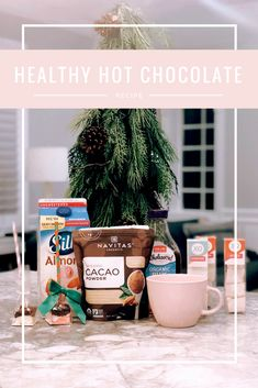 Healthy Hot Chocolat