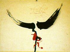 Dali's Moustache - Salvador Dali - WikiArt.org