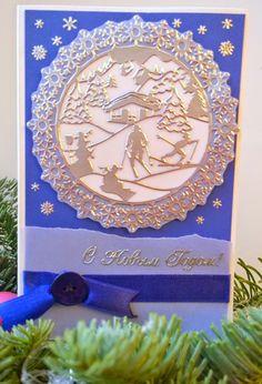 рождественская открытка в волгограде свою первую роль
