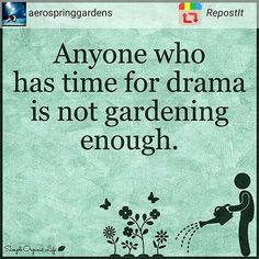 Haha. This is so good... Isn't that the simple truth? Shut up and grow! #repostit_app @aerospringgardens
