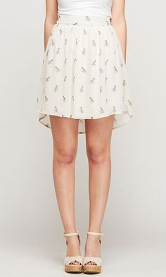 Roller Girl Skirt from Sugarhill Boutique on www.buzzjeans.com