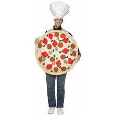 Adult Pizza Pie Costume