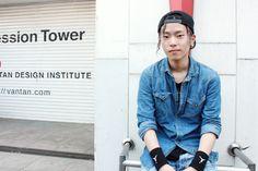 【バンタンデザイン研究所】『Students Interview』バンタンデザイン研究所高等部 西口 潤さん