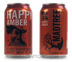 Happy Amber from MadTree Brewing Company