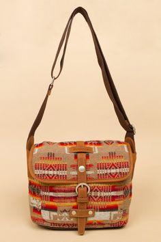 pendleton camera bag | tan mini chief $160