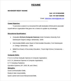 best resume formats free samples examples format download sample template cover letter and writing tips