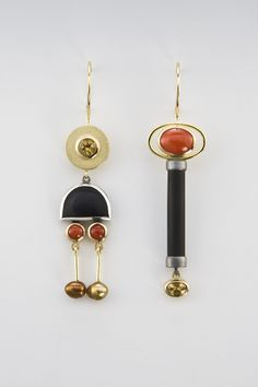 and these - Janis Kerman. what brave beautiful jewellery