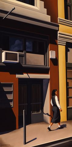 Kenton Nelson, Giving Chase