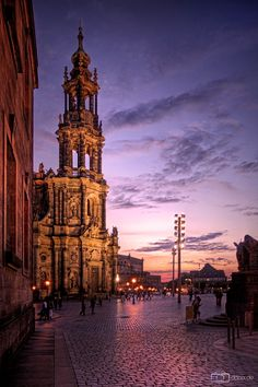 Dresden, Germany: hometown and the most beautiful and liveable city in the whole wide world :D