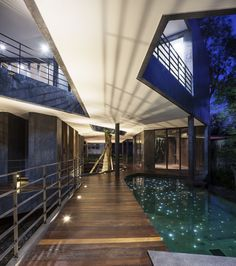 Divergence House by Foundry Of Space