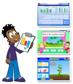 Online Educational Products | Interactive Learning | EducationCity...we have been doing our summer reading and math exercises on our tablet! I love this site!