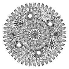 Mandala 718