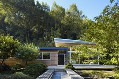 #dreamhouseoftheday nestled in the hills of Marin County —via  @CONTEMPORIST