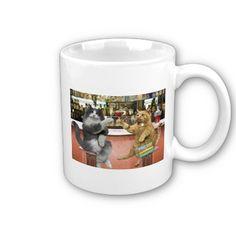 Here's To You Baby Mug