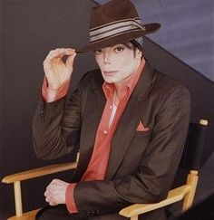 MJ You Rock My World