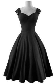 Sweetheart Dress ~Vintage Style