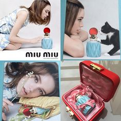 In 2013 was announced a collaboration between Prada and the beauty giant Coty Inc. Two years later, the first fragrance of Miu Miu
