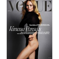 Songbird, ingénue, mother and muse: introducing Vanessa Paradis as special guest for our Christmas issue this year, gracing three collector's covers. Vogue Paris December 2015/January 2016, out December 1. Vanessa Paradis by Inez & Vinoodh, styled by Emmanuelle Alt with make-up by Stéphane Marais and hair by James Pecis. @emmanuellealt @inezandvinoodh @chanelofficial @stephane_marais_official @jamespecis #VanessaParadis #EmmanuelleAlt #InezVinoodh #Chanel #StéphaneMarais #JamesPecis…