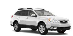 2010-2011 Subaru Outback, lighting failures